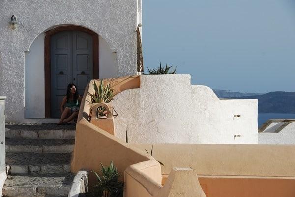 16_Pause-Ia-Santorin-Griechenland-Kykladen