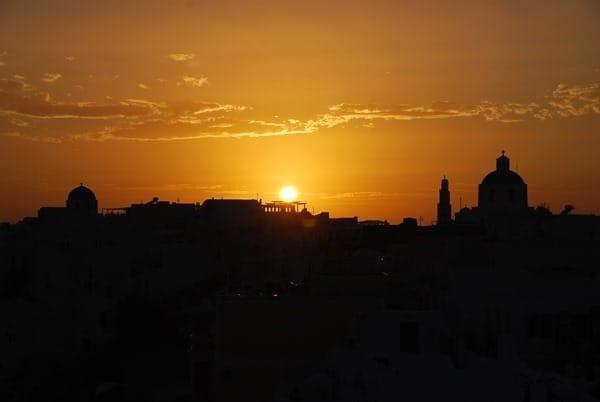 22_Sonnenuntergang-Ia-Oia-Santorin-Griechenland-Kykladen