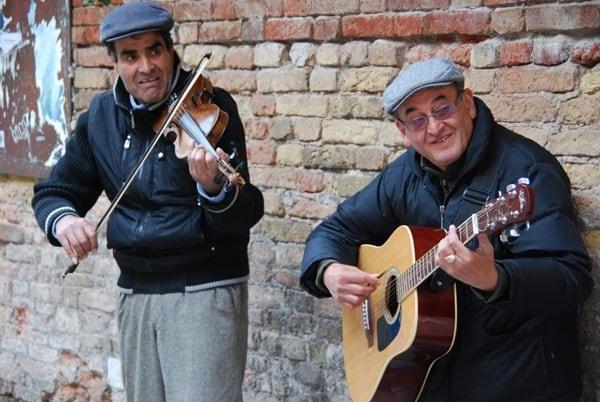 23_Strassenmusiker-Venedig-Italien