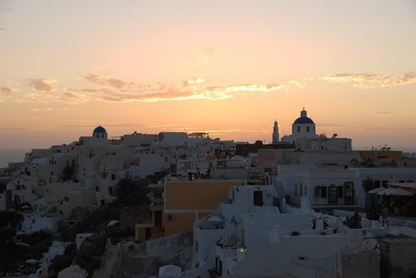 24_Sonnenuntergang-Ia-Oia-Santorin-Griechenland-Kykladen