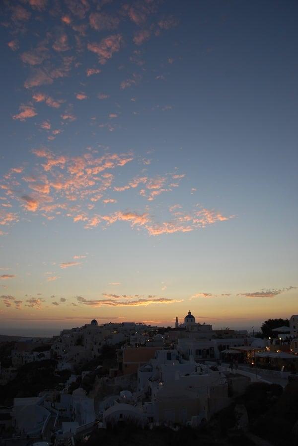 25_Daemmerung-Ia-Oia-Santorin-Griechenland-Kykladen
