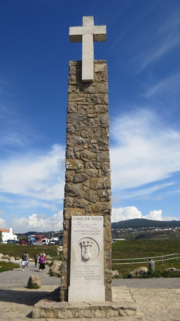 10_Westlichster-Punkt-Europas-Cabo-da-Roca-Kreuz-Portugal