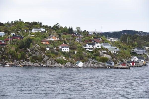 03_Einlaufen-Bergen-Norwegen-Fjord