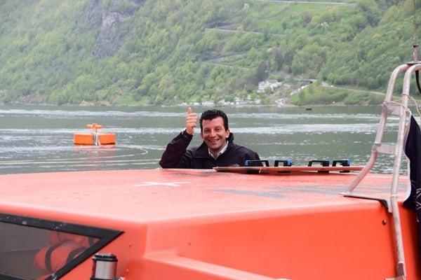 19_MSC-Sinfonia-Tenderboot-Kapitaen-Geirangerfjord-Norwegen