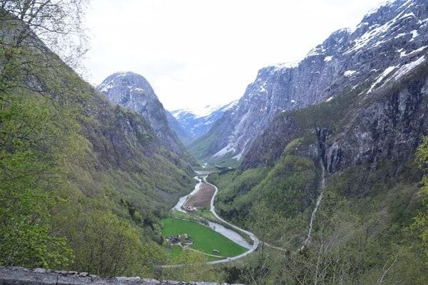 02_Nærøydalen-Tal-Norwegen