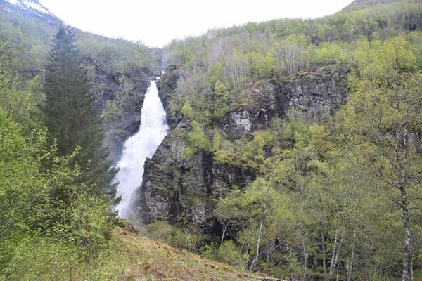 03_Sivlefossen-Wasserfall-Norwegen