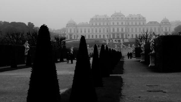 15_Schloss-Belvedere-Schwarz-Weiss-Wien-Oesterreich