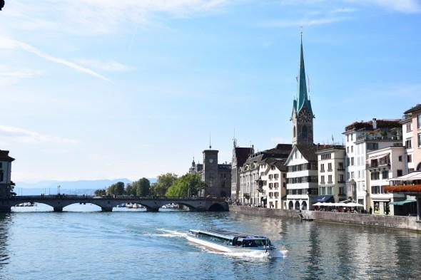 Zürich – ein Spaziergang durch die teuerste Stadt der Welt