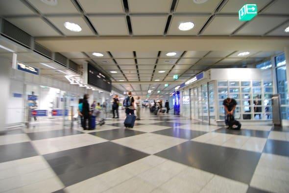 Airport-Munich-Flughafen-Muenchen