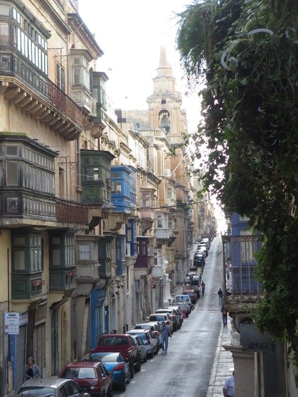 02_Strasse-Valletta-Malta