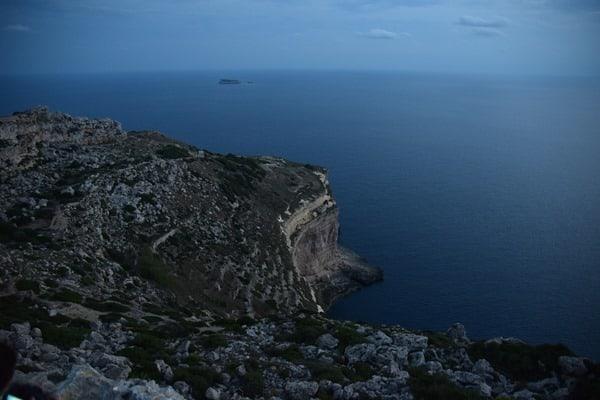 07_Klippen-bei-Dingli-bei-Daemmerung-Malta