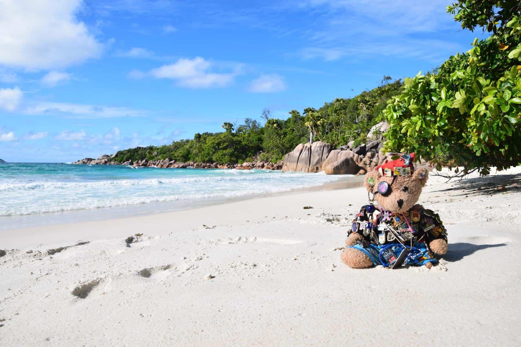 Reiseblog fernwehblog Traumstrand Anse Lazio Praslin Islandhopping Seychellen