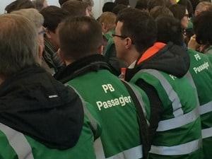 02_Probepassagiere-Probebetrieb-Satellit-Terminal-2-Flughafen-Muenchen