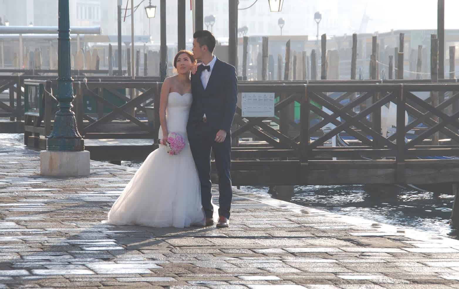 00 Flitterwochen fuer jeden Geldbeutel Venedig Italien Brautpaar 1 e1454939607766