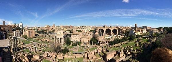 09_Panorama-Forum-Romanum-Rom-Italien