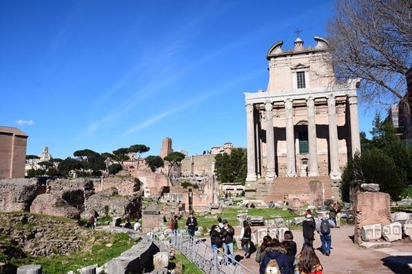 11_Forum-Romanum-Rom-Italien