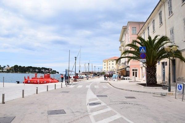 05_Uferpromenade-Hafen-Altstadt-Porec-Istrien-Koratien