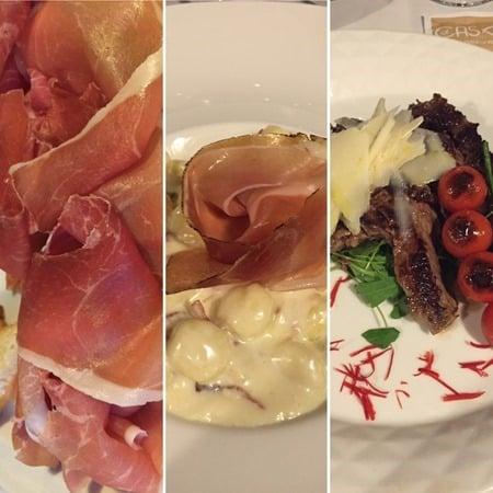 09_Lignano-Sabbiadoro-Abendessen-Ristorante-Al-Casone-am-Italien-Adria