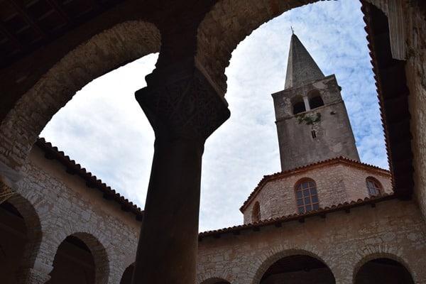 11_Glockenturm-Euphrasius-Basilika-Porec-Istrien-Kroatien