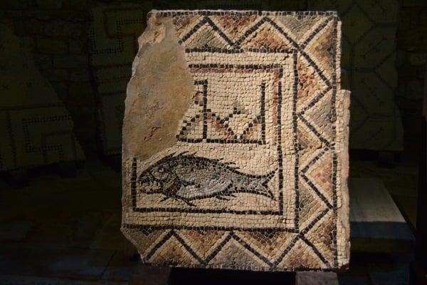 14_Christiliches-Mosaik-Euphrasius-Basilika-Porec-Istrien-Kroatien