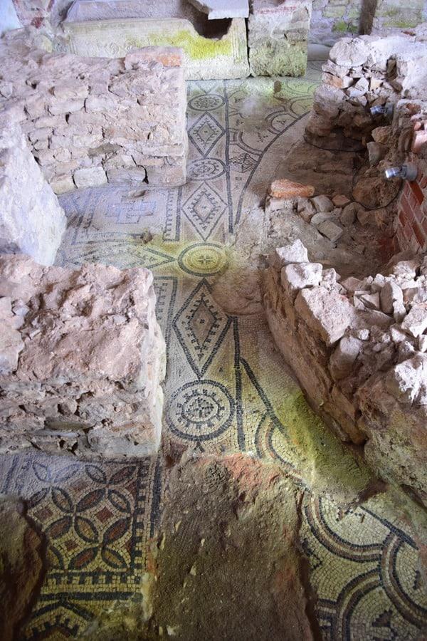 16_Boden-Mosaik-Euphrasius-Basilika-Porec-Istrien-Kroatien