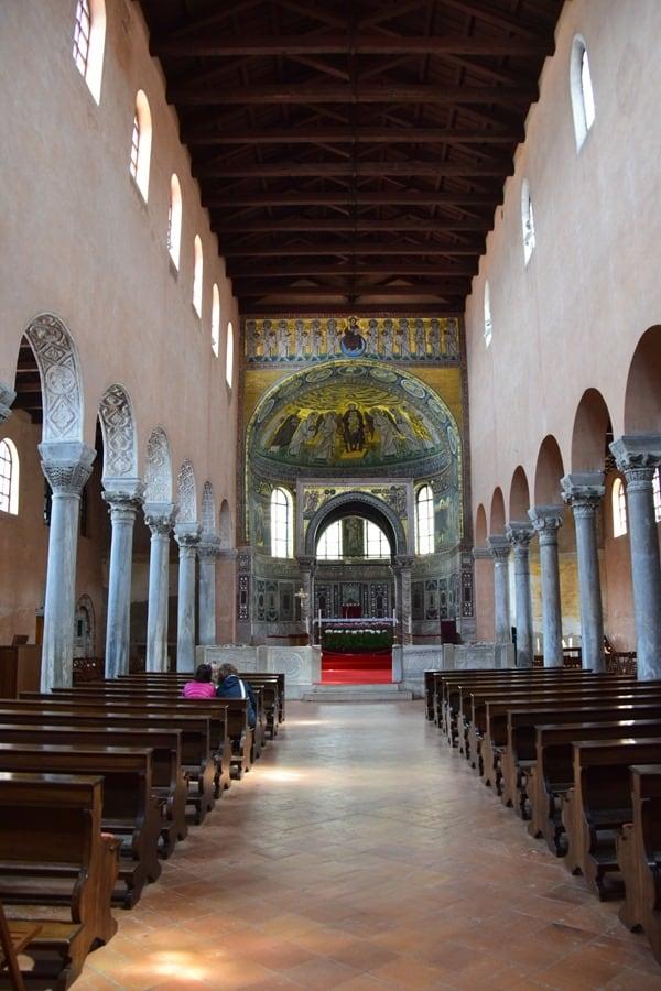 20_Ostschiff-Euphrasius-Basilika-Porec-Istrien-Kroatien