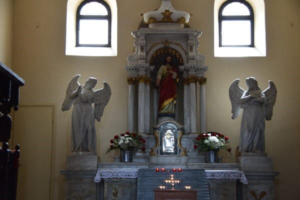 23_Seitenaltar-Basilika-Porec-Istrien-Kroatien