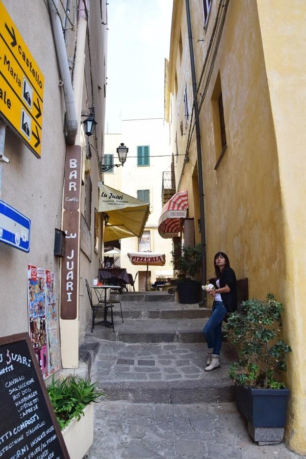 09_Gassen-Castelsardo-Sardinien-Italien