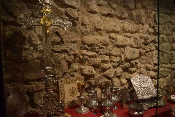 18_Schatz-Museum-Ampuriense-La-Cattedrale-di-Sant'Antonio-Abate-Castelsardo-Sardinien-Italien