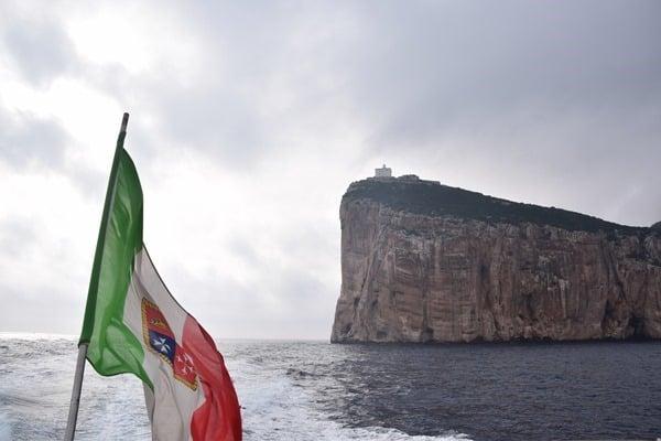 26_Bootsfahrt-zur-Grotta-di-Nettuno-Neptungrotte-Sardinien-Alghero-Italien