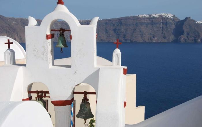 santorini urlaub kreuzfahrt sehenswürdigkeiten Kykladen Griechenland