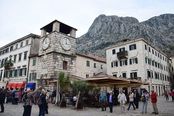 12_Kreuzfahrt-oestliches-Mittelmeer-Altstadt-Kotor-Montenegro