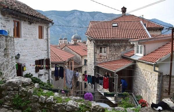 13_Kreuzfahrt-oestliches-Mittelmeer-Altstadt-Kotor-Montenegro