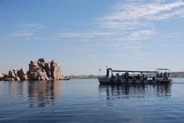 14_Rueckfahrt-vom-Philae-Tempel-Assuan-Aegypten-Nil
