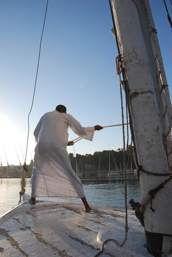 16_Segeln-auf-Feluke-Nil-Assuan-Aegypten