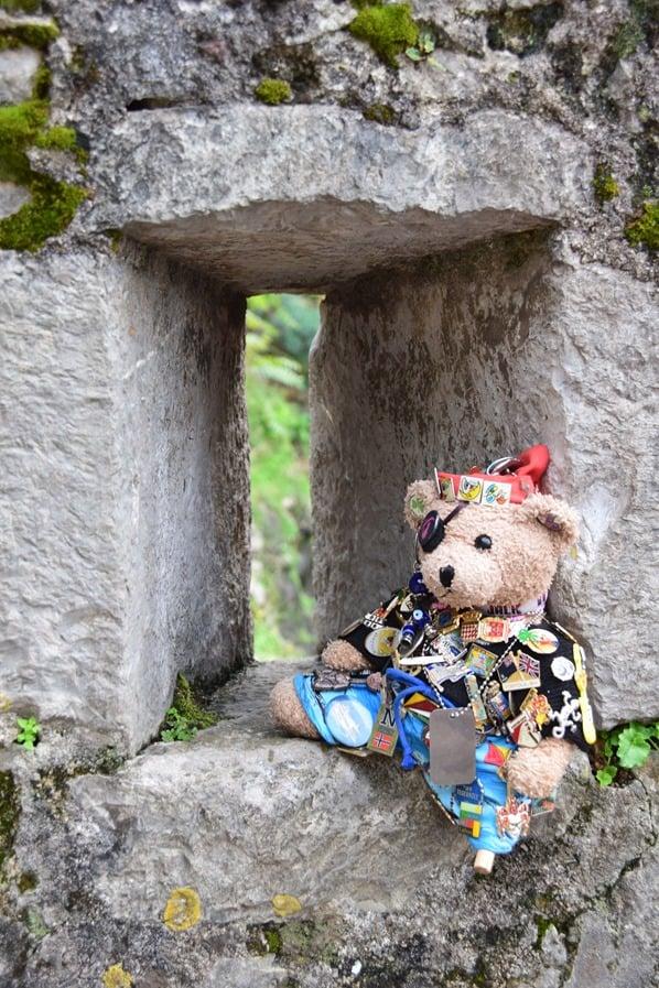 Jack Bearow Mauer Festung Kotor Montenegro
