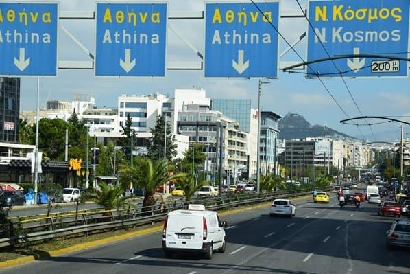 03_Verkehr-Athen-Griechenland-Kreuzfahrt-Mittelmeer
