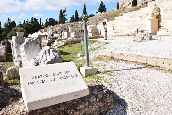 04_Dionysostheater-Akropolis-Athen-Griechenland-Kreuzfahrt-Mittelmeer