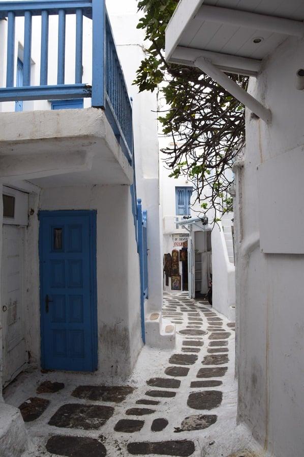 04_Kreuzfahrt-Mykonos-Stadt-Gassen-Shopping-Griechenland
