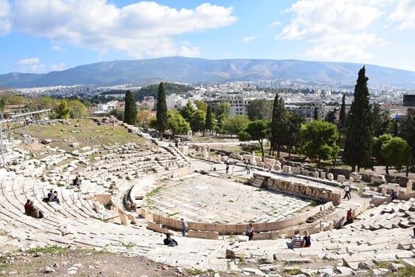 05_Dionysostheater-Akropolis-Athen-Griechenland-Kreuzfahrt-Mittelmeer