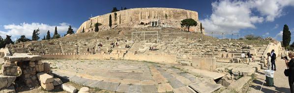 05_Panorama-Theater-des-Dionysos-Akropolis-Athen-Griechenland-Kreuzfahrt-Mittelmeer