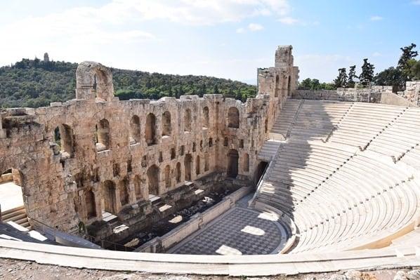 07_Odeon-des-Herodes-Atticus-Akropolis-Athen-Griechenland-Mittelmeer-Kreuzfahrt