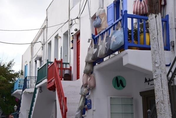 08_Kreuzfahrt-Mykonos-Stadt-Balkone-Einkaufen-Griechenland