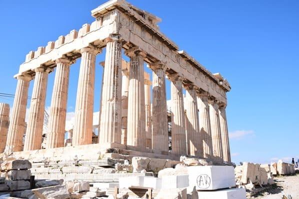 13_Akropolis-Parthenon-Athen-Griechenland-Kreuzfahrt-Mittelmeer