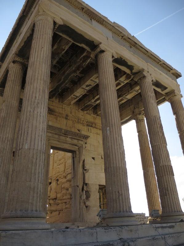 17_Erechteion-Akropolis-Athen-Griechenland-Mittelmeer-Kreuzfahrt-Sightseeing