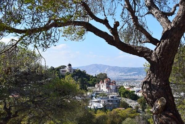 22_Blick-vom-Areopag-Huegel-Athen-Griechenland-Mittelmeer-Kreuzfahrt