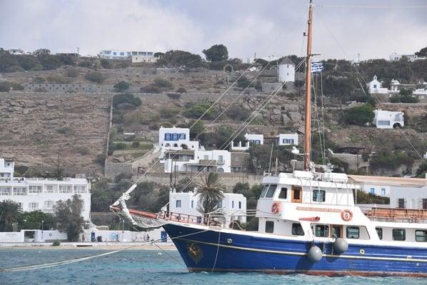 23_Fischerboot-Mykonos-Griechenland-Kreuzfahrt-Mittelmeer