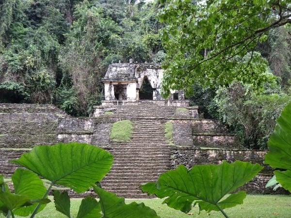 03_Kreuztempel-Maya-Ruine-Palenque-Mexiko