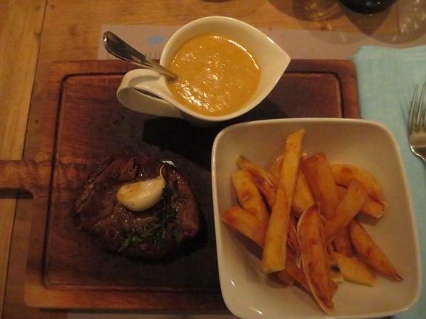 05_Steak-Abendessen-Fährhütte14-Rottach-Egern-Tegernsee-Bayern-Deutschland