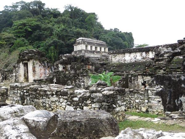 09_Maya-Ruine-Palenque-Mexiko-Palast